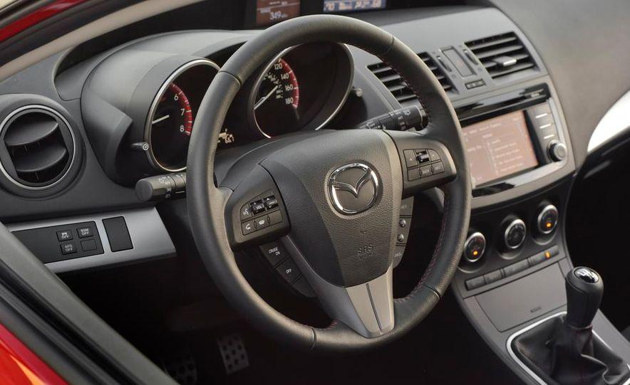 2015 Mazda 3 5-door (spy photo) - Slide 22