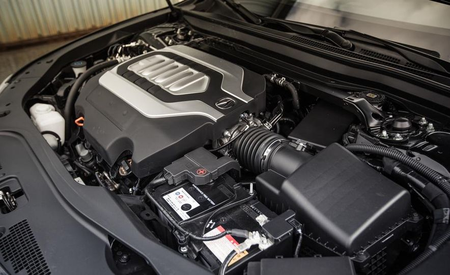 2014 Acura RLX - Slide 41