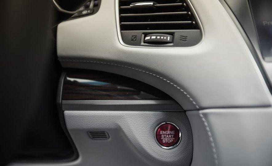2014 Acura RLX - Slide 34