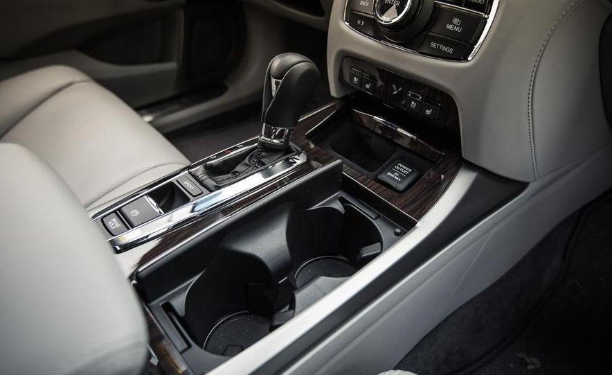 2014 Acura RLX - Slide 36