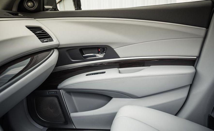 2014 Acura RLX - Slide 38