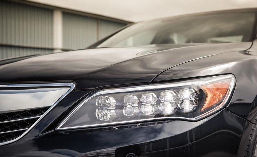 2014 Acura RLX - Slide 14