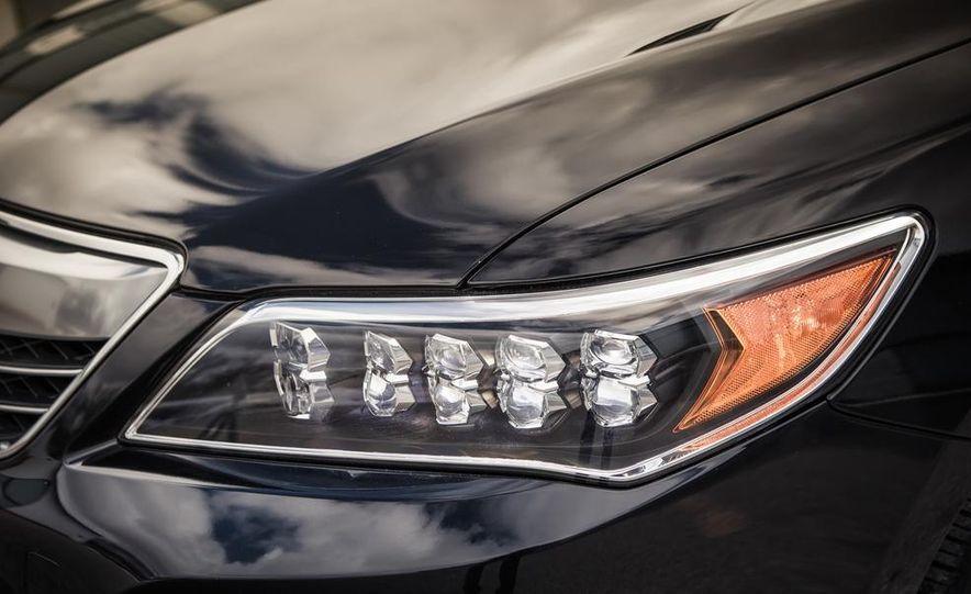 2014 Acura RLX - Slide 15