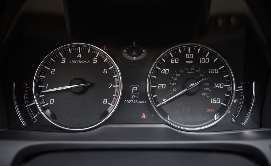 2014 Acura RLX - Slide 33