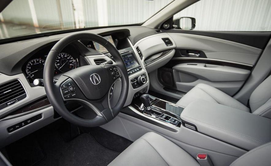 2014 Acura RLX - Slide 20