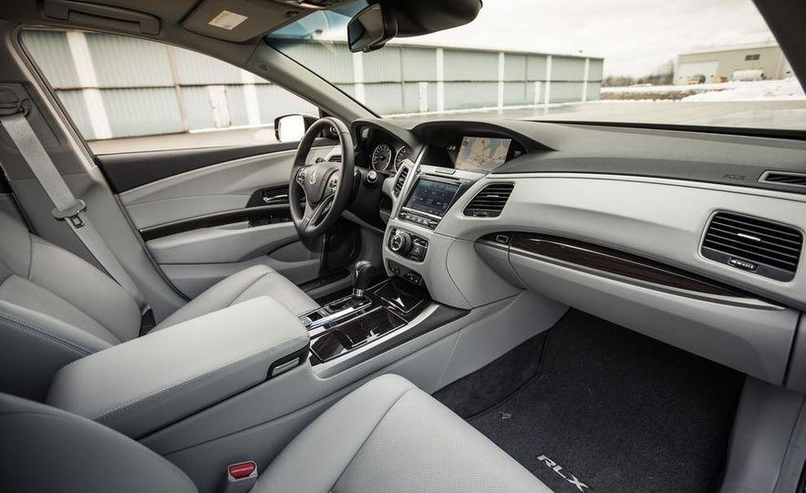 2014 Acura RLX - Slide 21