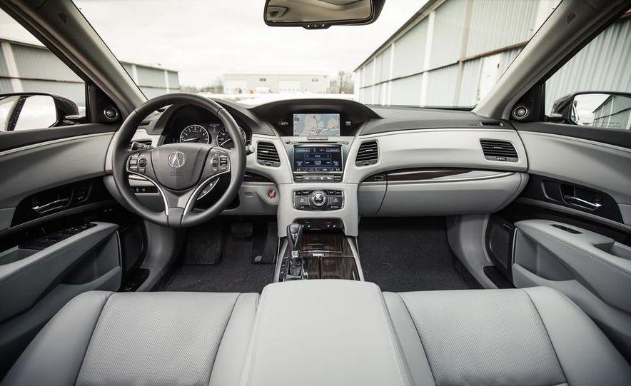 2014 Acura RLX - Slide 22