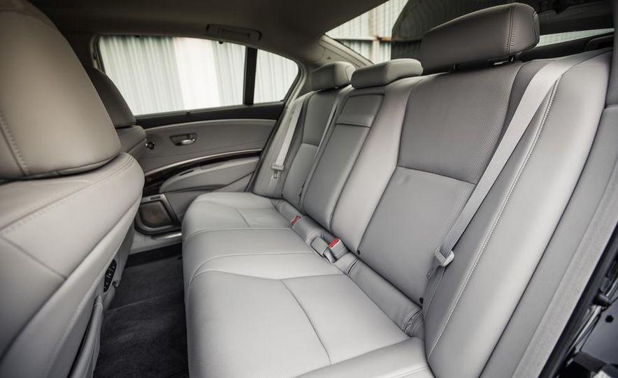 2014 Acura RLX - Slide 25