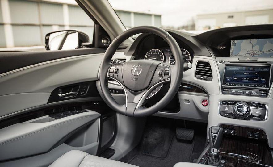 2014 Acura RLX - Slide 26
