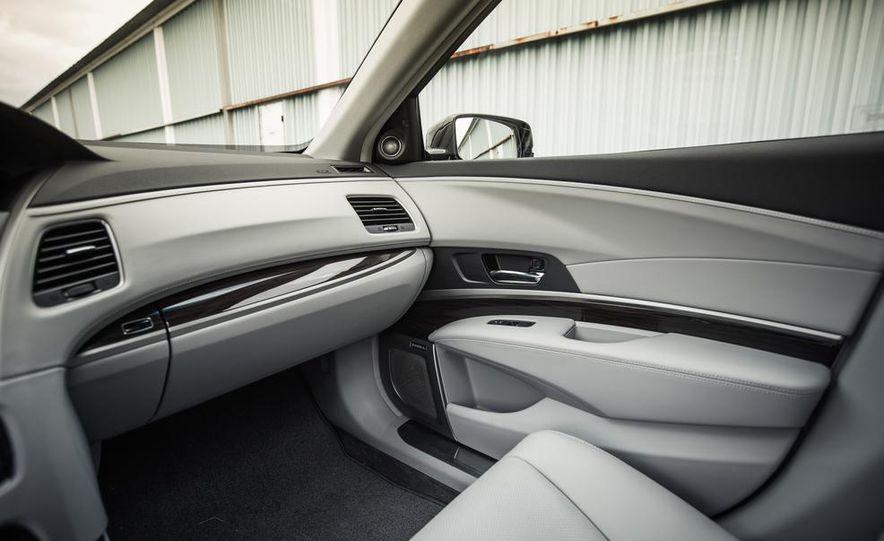 2014 Acura RLX - Slide 27