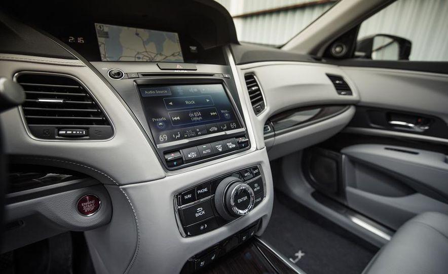 2014 Acura RLX - Slide 28