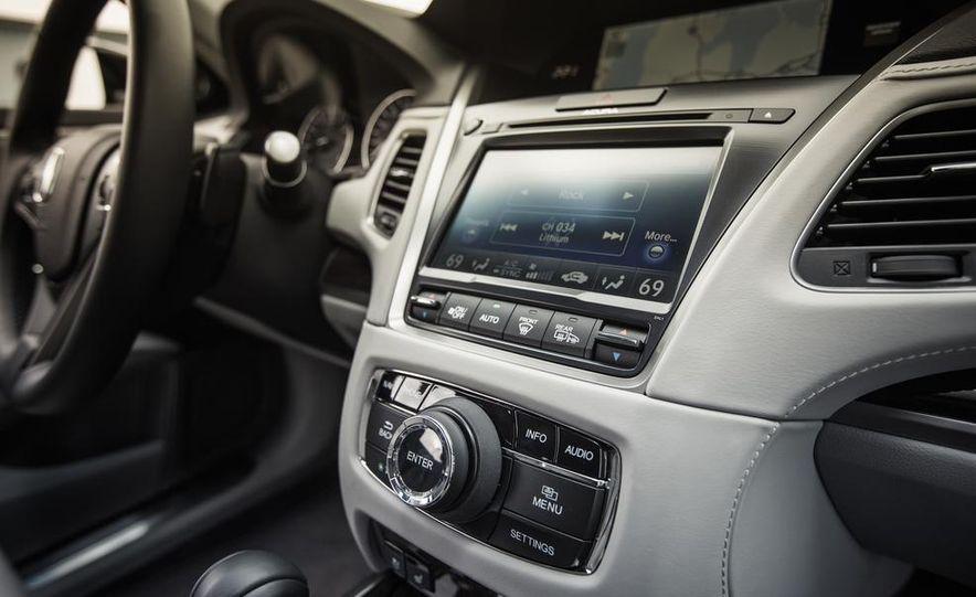 2014 Acura RLX - Slide 30