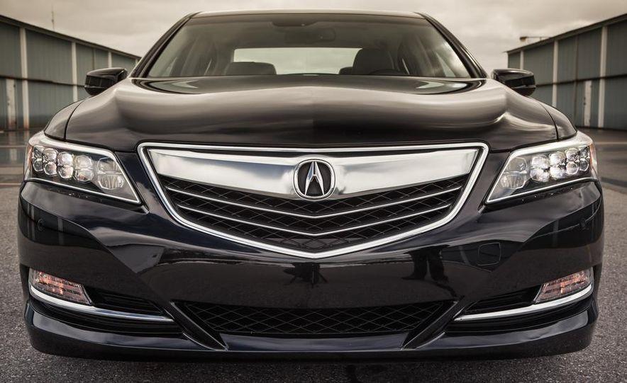 2014 Acura RLX - Slide 12