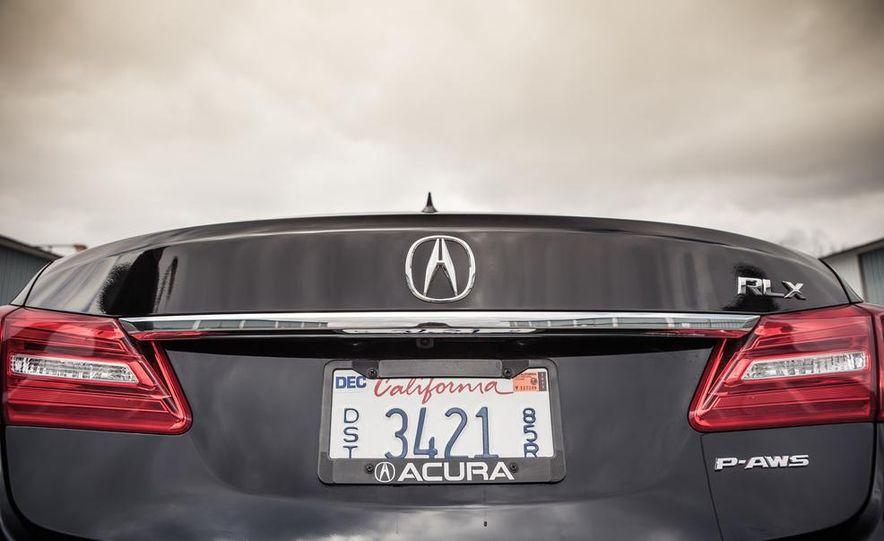 2014 Acura RLX - Slide 13