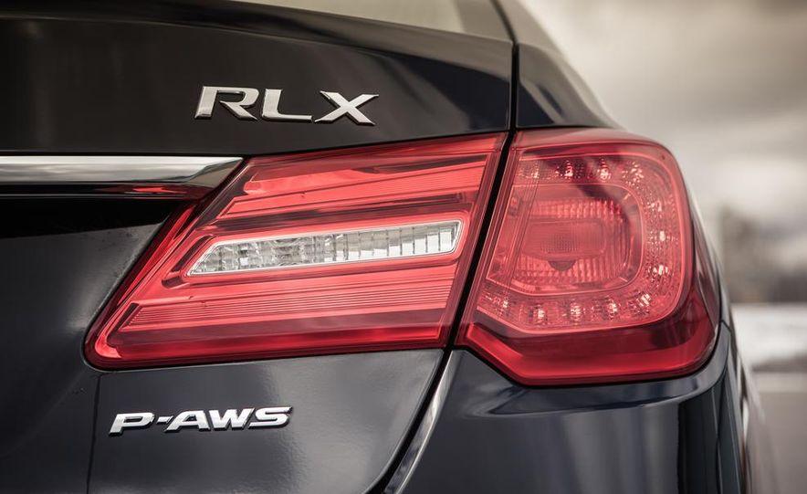 2014 Acura RLX - Slide 18