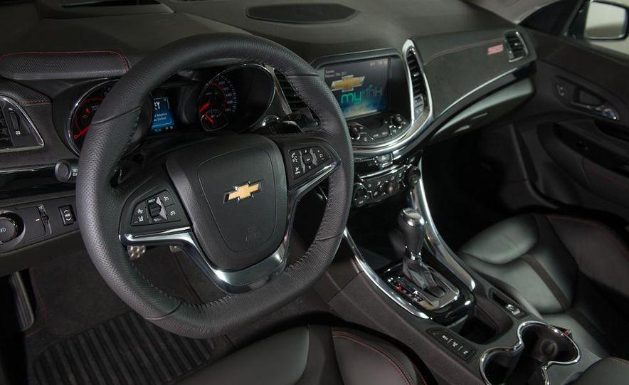 2014 Chevrolet SS Nascar race car and 2014 Chevrolet SS - Slide 13