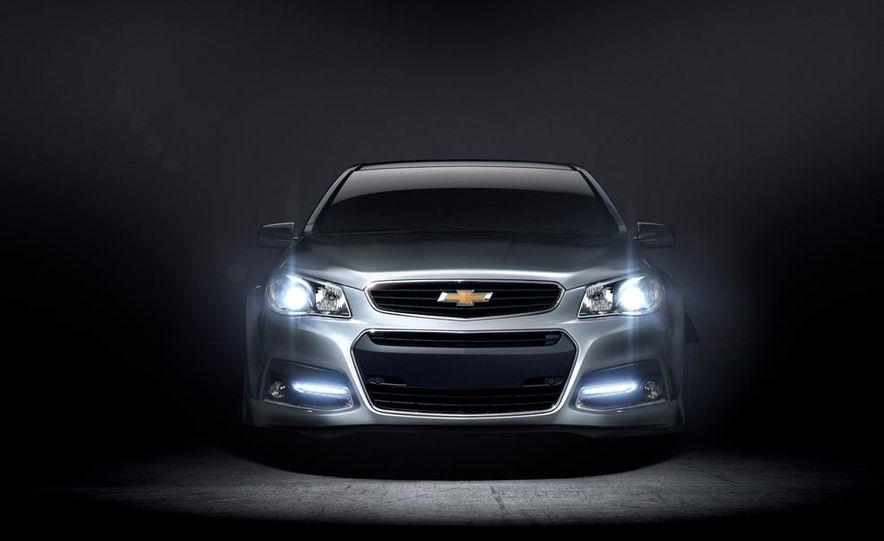 2014 Chevrolet SS Nascar race car and 2014 Chevrolet SS - Slide 9