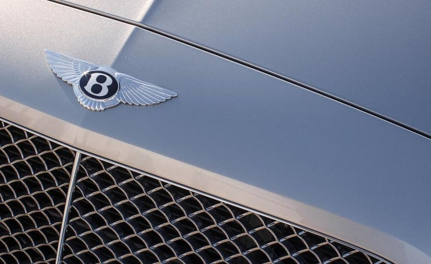 2014 Bentley Continental GT Speed W12 convertible - Slide 45