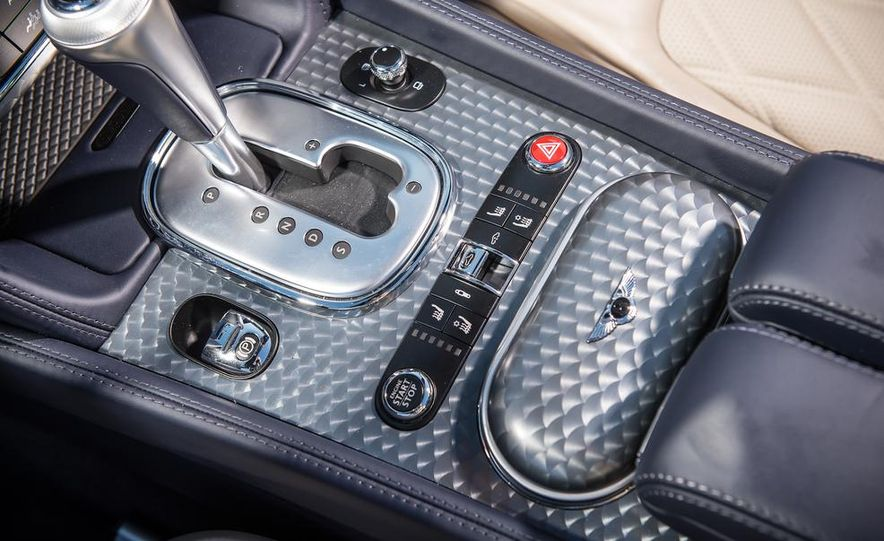 2014 Bentley Continental GT Speed W12 convertible - Slide 54