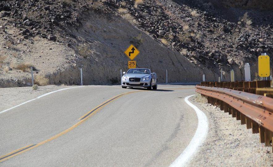 2014 Bentley Continental GT Speed W12 convertible - Slide 1