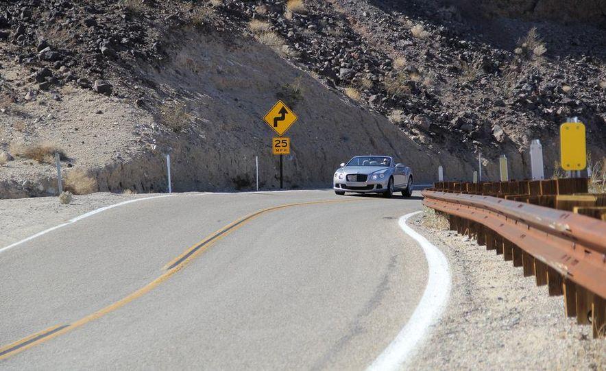 2014 Bentley Continental GT Speed W12 convertible - Slide 2