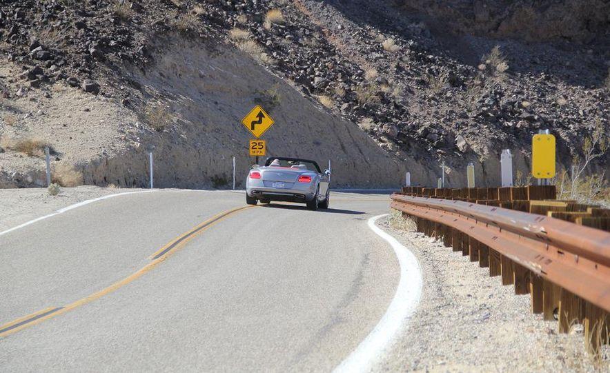 2014 Bentley Continental GT Speed W12 convertible - Slide 3