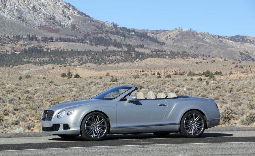2014 Bentley Continental GT Speed W12 convertible - Slide 31