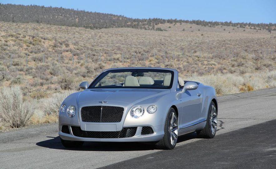2014 Bentley Continental GT Speed W12 convertible - Slide 32