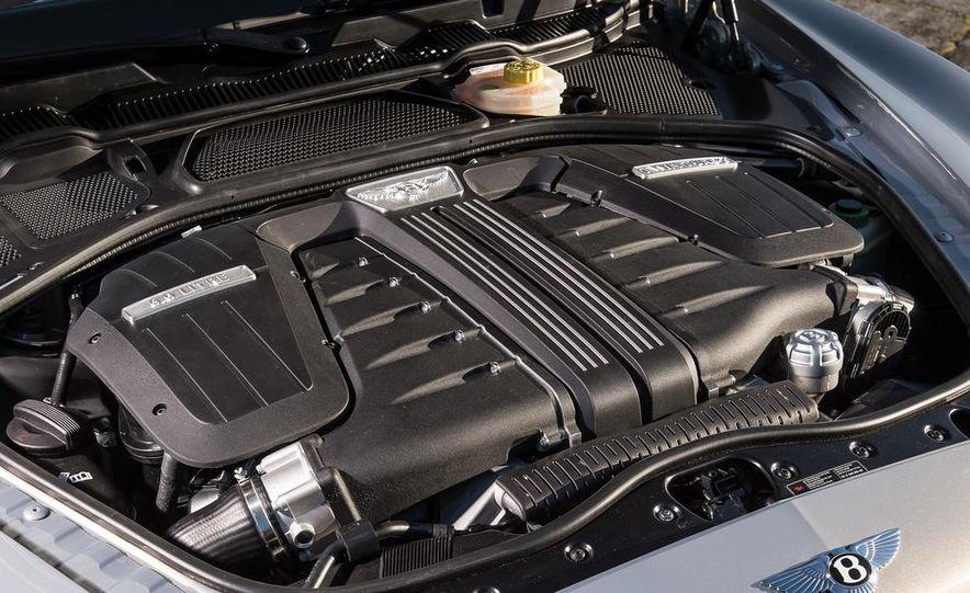 2014 Bentley Continental GT Speed W12 convertible - Slide 55