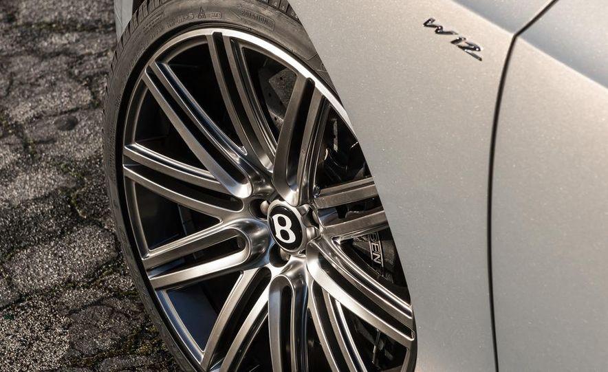 2014 Bentley Continental GT Speed W12 convertible - Slide 47