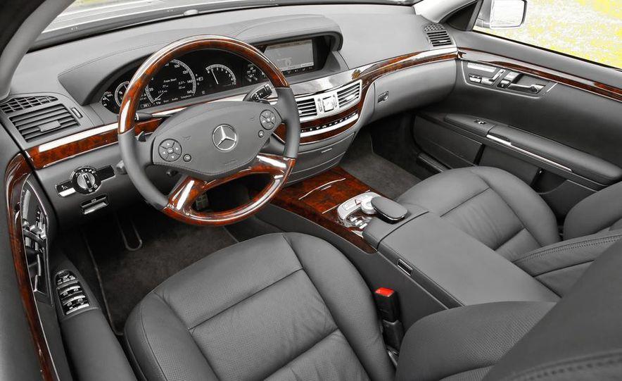 2015 Mercedes-Benz S-class coupe (spy photo) - Slide 20