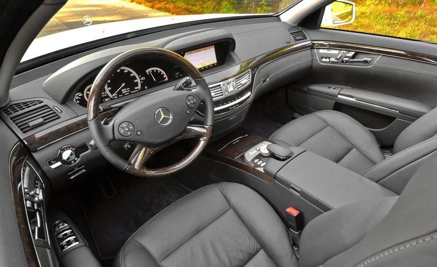 2015 Mercedes-Benz S-class coupe (spy photo) - Slide 28