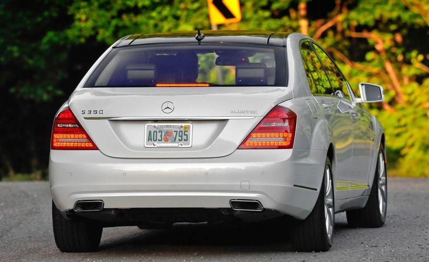 2015 Mercedes-Benz S-class coupe (spy photo) - Slide 23