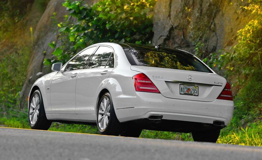 2015 Mercedes-Benz S-class coupe (spy photo) - Slide 25