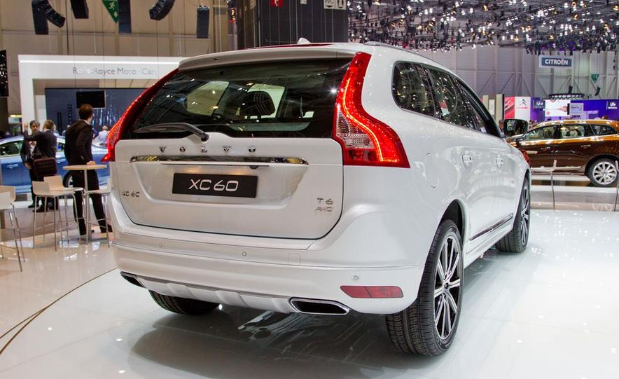 2014 Volvo XC60 - Slide 7