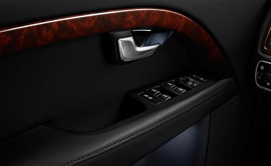 2014 Volvo S80 - Slide 27