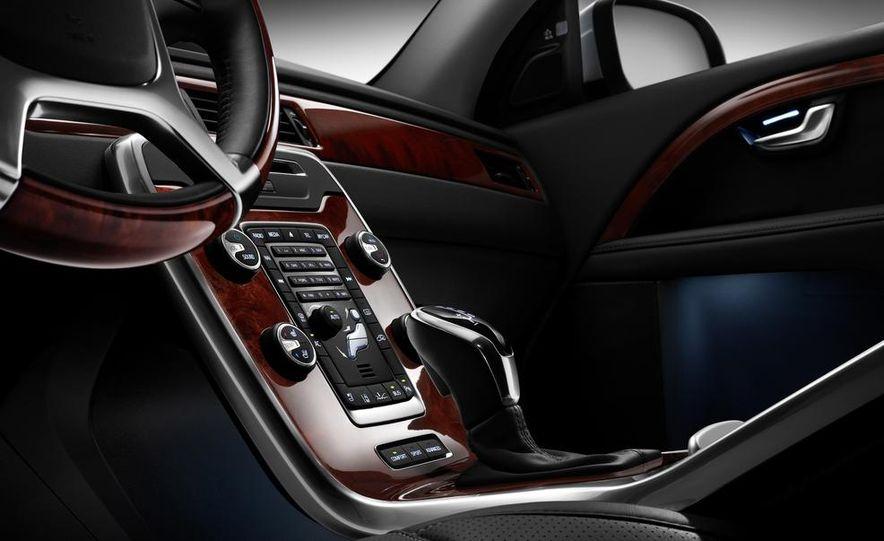 2014 Volvo S80 - Slide 22
