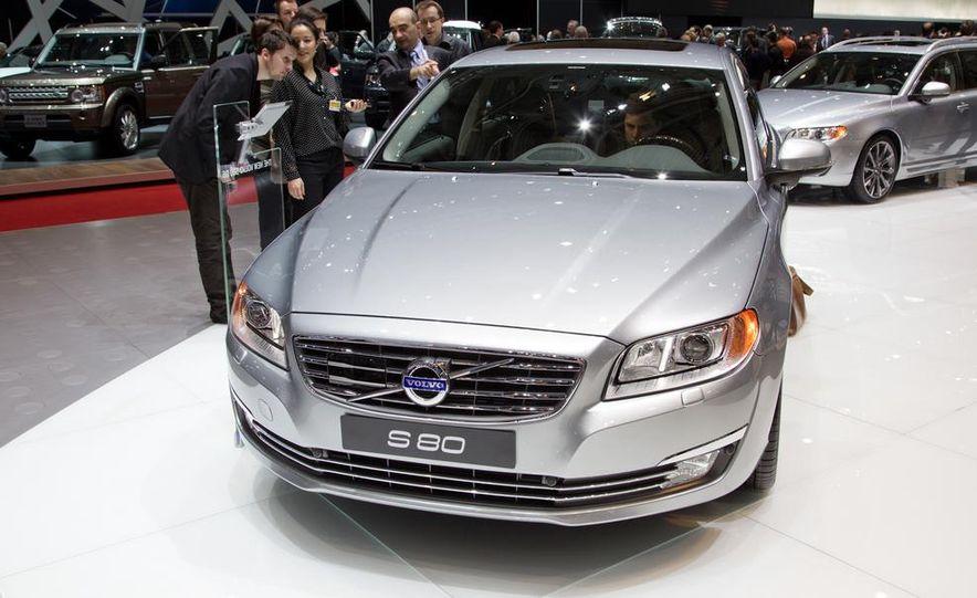 2014 Volvo S80 - Slide 6