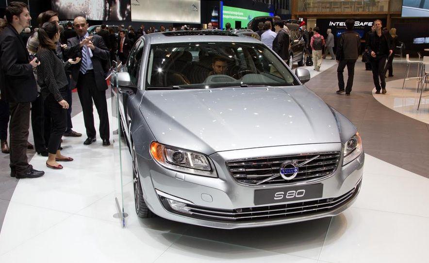 2014 Volvo S80 - Slide 7