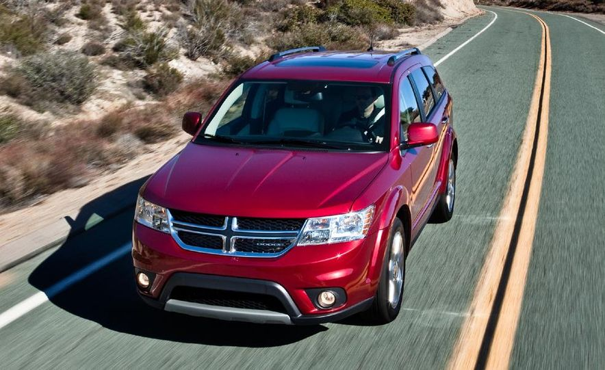 2013 Dodge Journey R/T - Slide 8