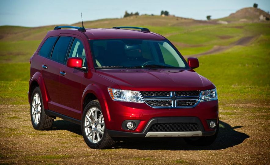 2013 Dodge Journey R/T - Slide 6