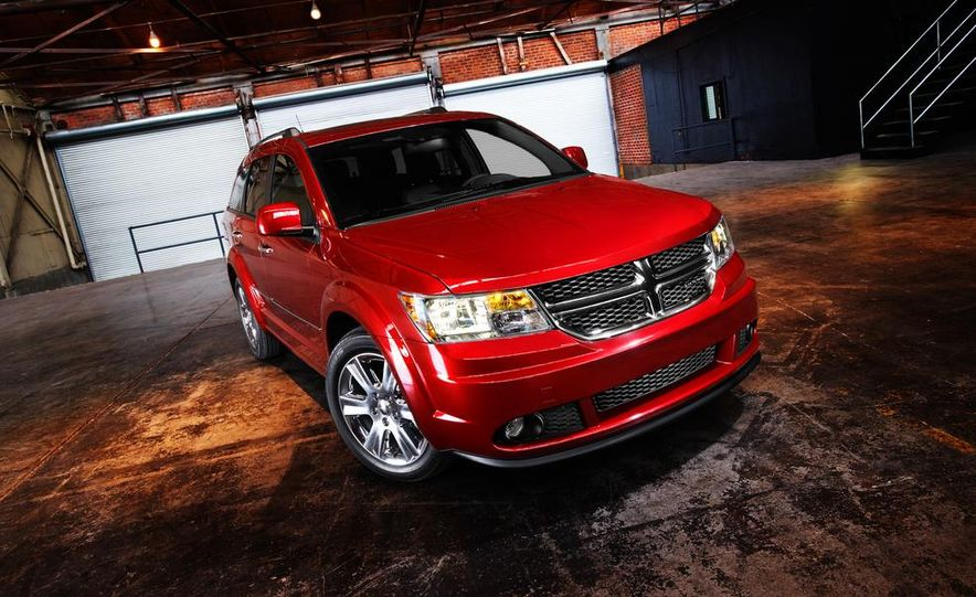 2013 Dodge Journey R/T - Slide 14
