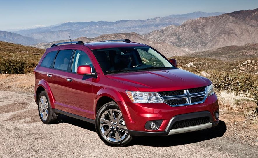 2013 Dodge Journey R/T - Slide 7