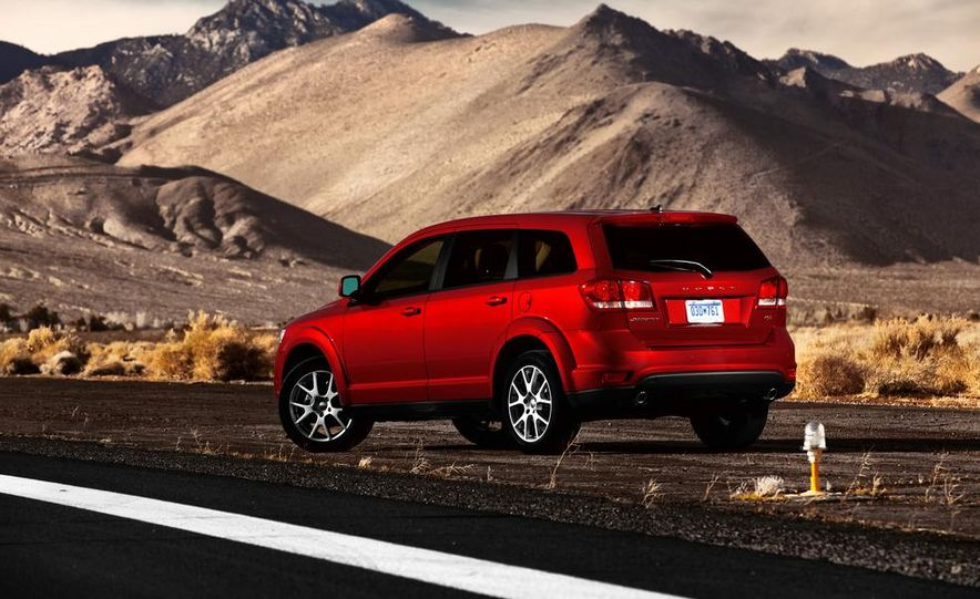 2013 Dodge Journey R/T - Slide 1