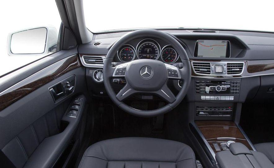2014 Mercedes-Benz E250 sedan - Slide 10