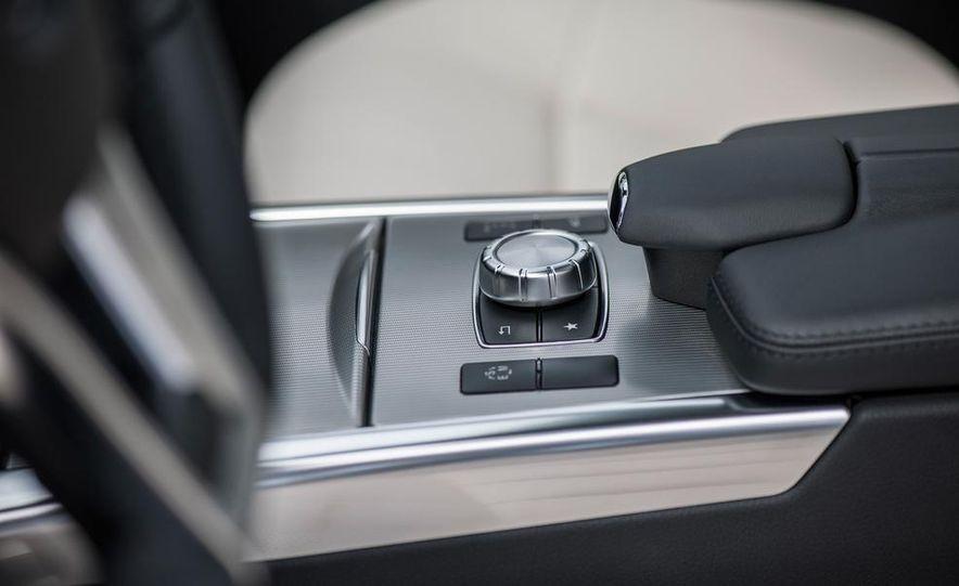 2014 Mercedes-Benz E250 sedan - Slide 39