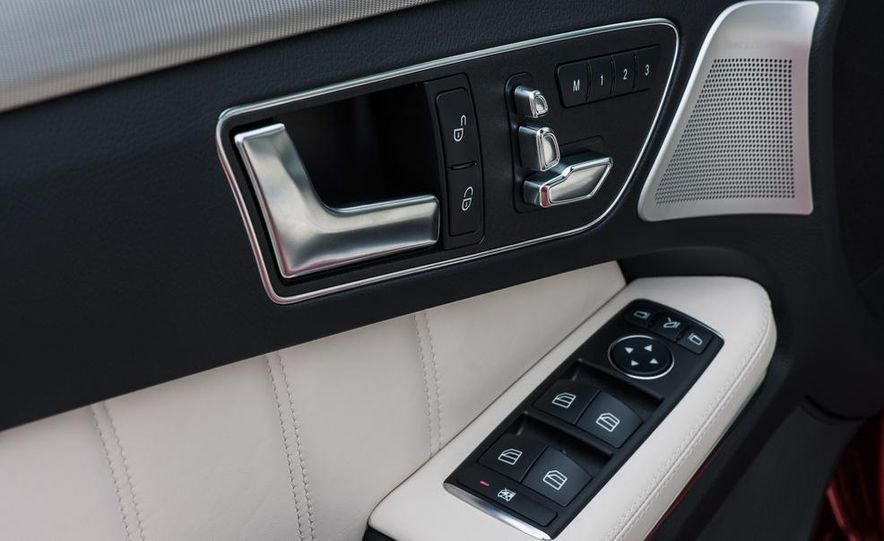 2014 Mercedes-Benz E250 sedan - Slide 40