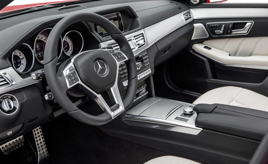 2014 Mercedes-Benz E250 sedan - Slide 37