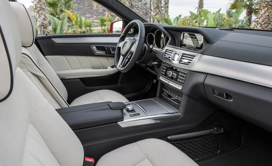 2014 Mercedes-Benz E250 sedan - Slide 38