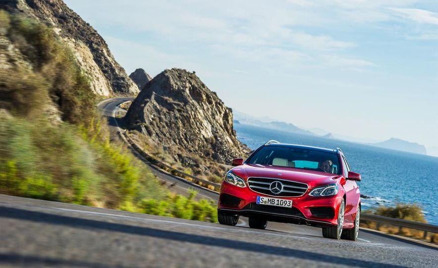 2014 Mercedes-Benz E250 sedan - Slide 15
